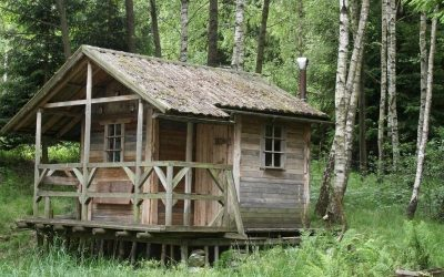 Heb jij een Cabin in The Woods?