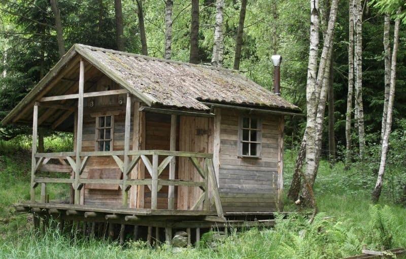 Heb jij een Cabin in The Woods?